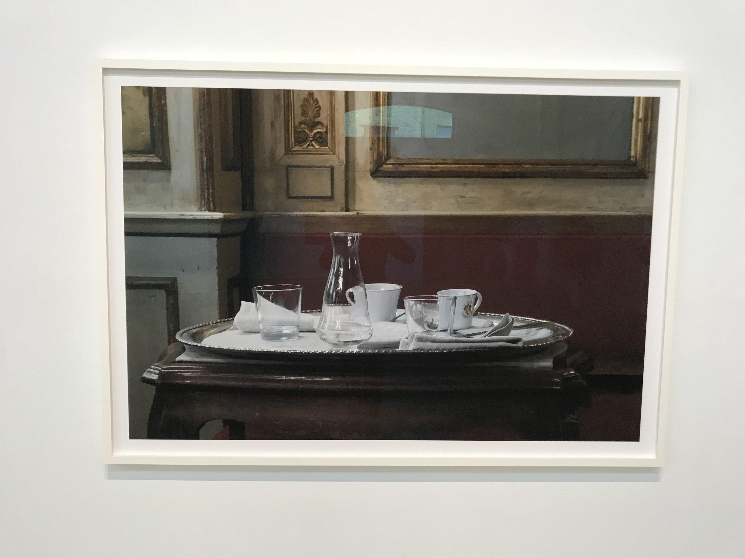 Venice Cafe, 2017