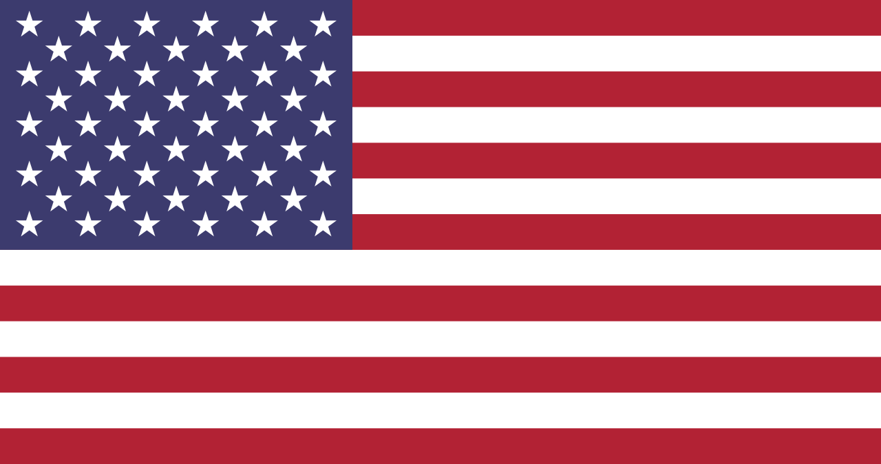 United States of America   English (US)