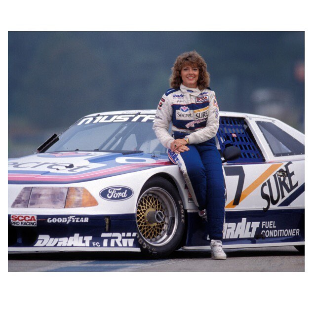 Lyn St.James was the first women ever to win the glorious Indianapolis 500 rookie of the year award in 1992! 🏎✨ #womandriver #racing #womanpower #ATMinspiration #women #ATMpod #askthemmore #podcast