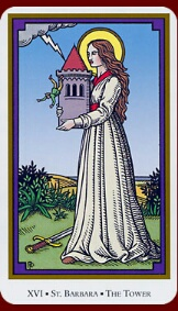tarot of the saints