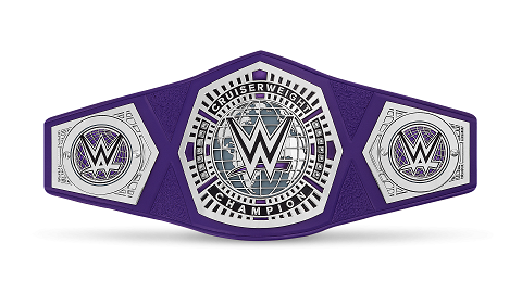 WWE's Crusierweight Title (2016-) allegedly the most prestigious Crusierweight championship in the world