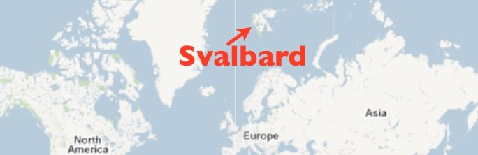 Svalbard is also where Iorek Byrnison rules as Ice Bear King