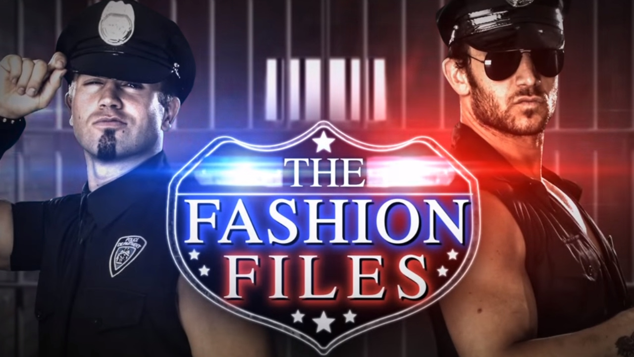 The sexiest cops in town - Image courtesy of WWE
