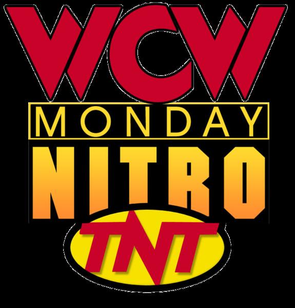 wcw nitro logo