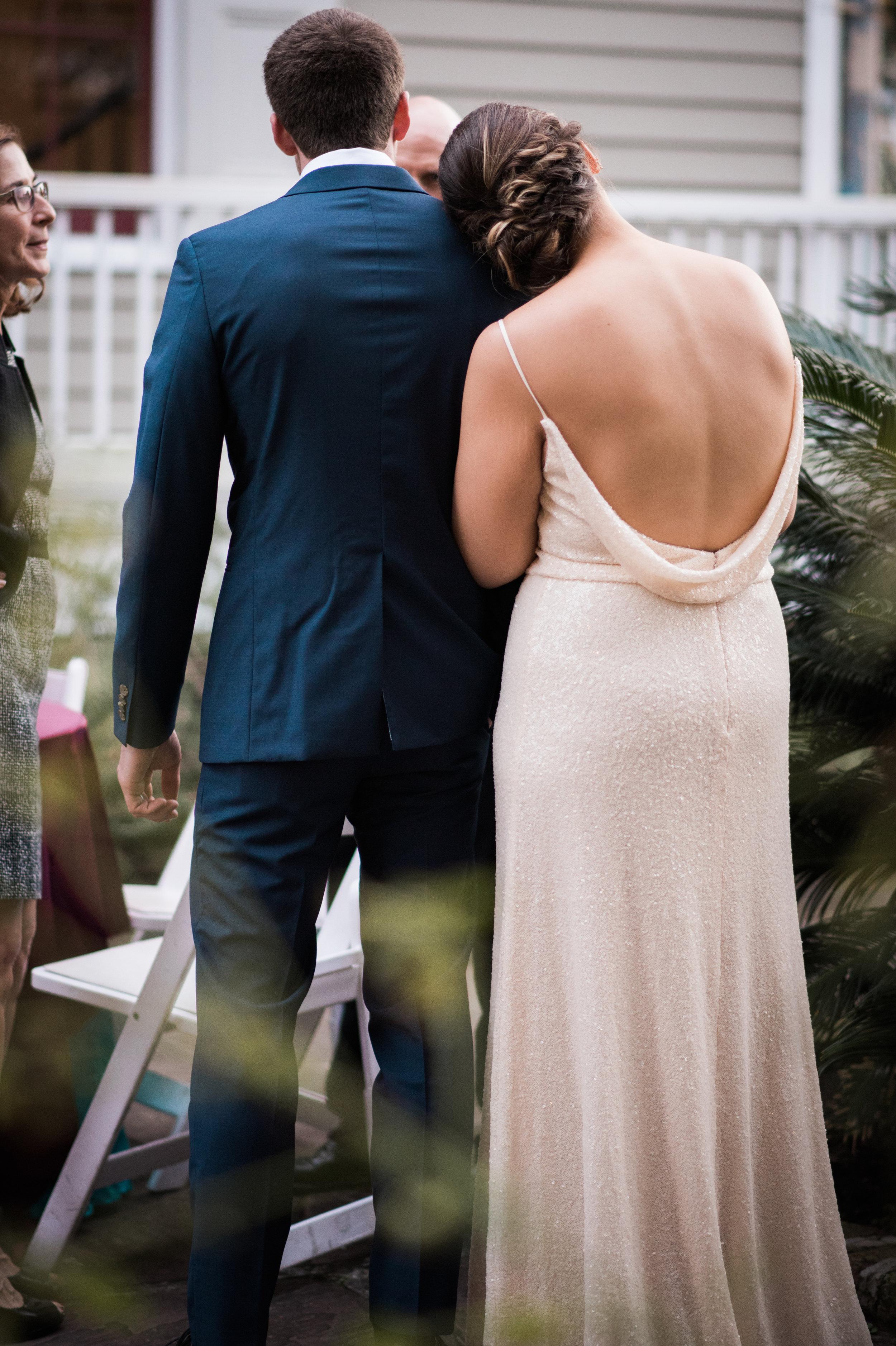 Ceremony looks.  Photo by Dark Roux