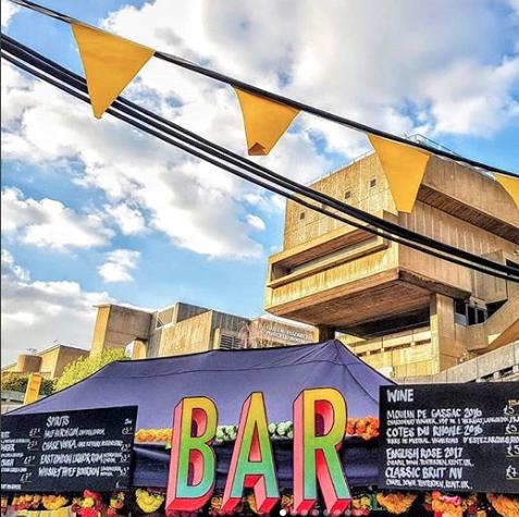 KERB Market Bar signage ( courtesy of KERB's Instagram )