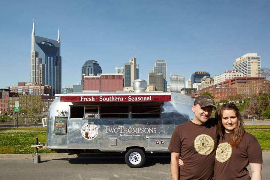 Photo courtesy of  Nashville Food Truck Association