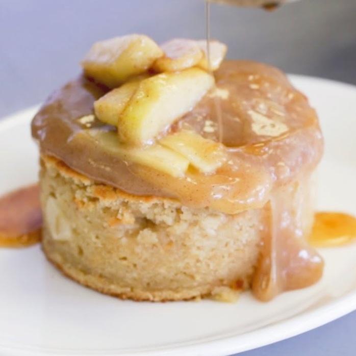 Chef Ericka Lassair New Orleans Bread Pudding