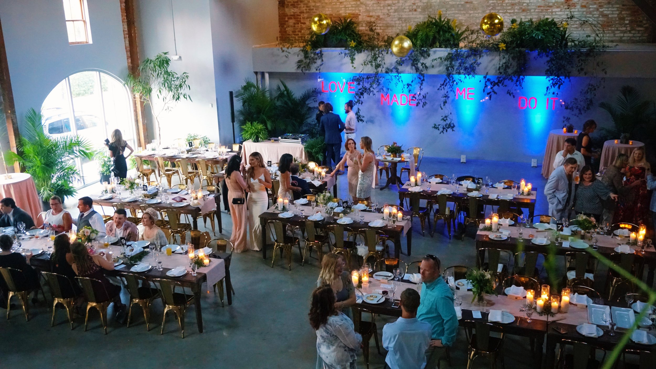 Capulet Bywater New Orleans Catering Pizza Reception My House Social