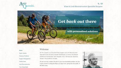 Amir Qureshi Website