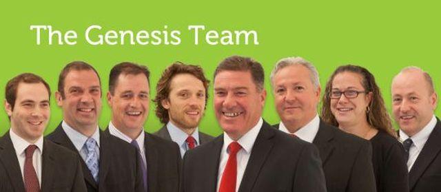 Genesis team