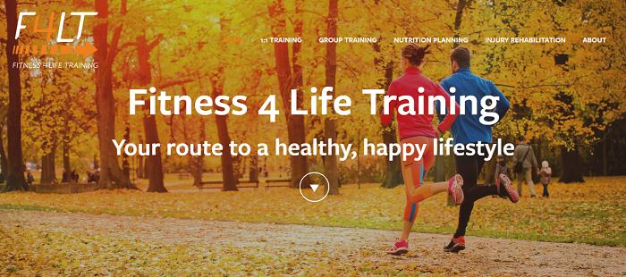 Fitness 4 Life training