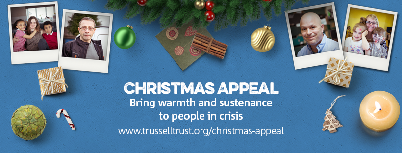 The Trussell Trust Christmas Donation