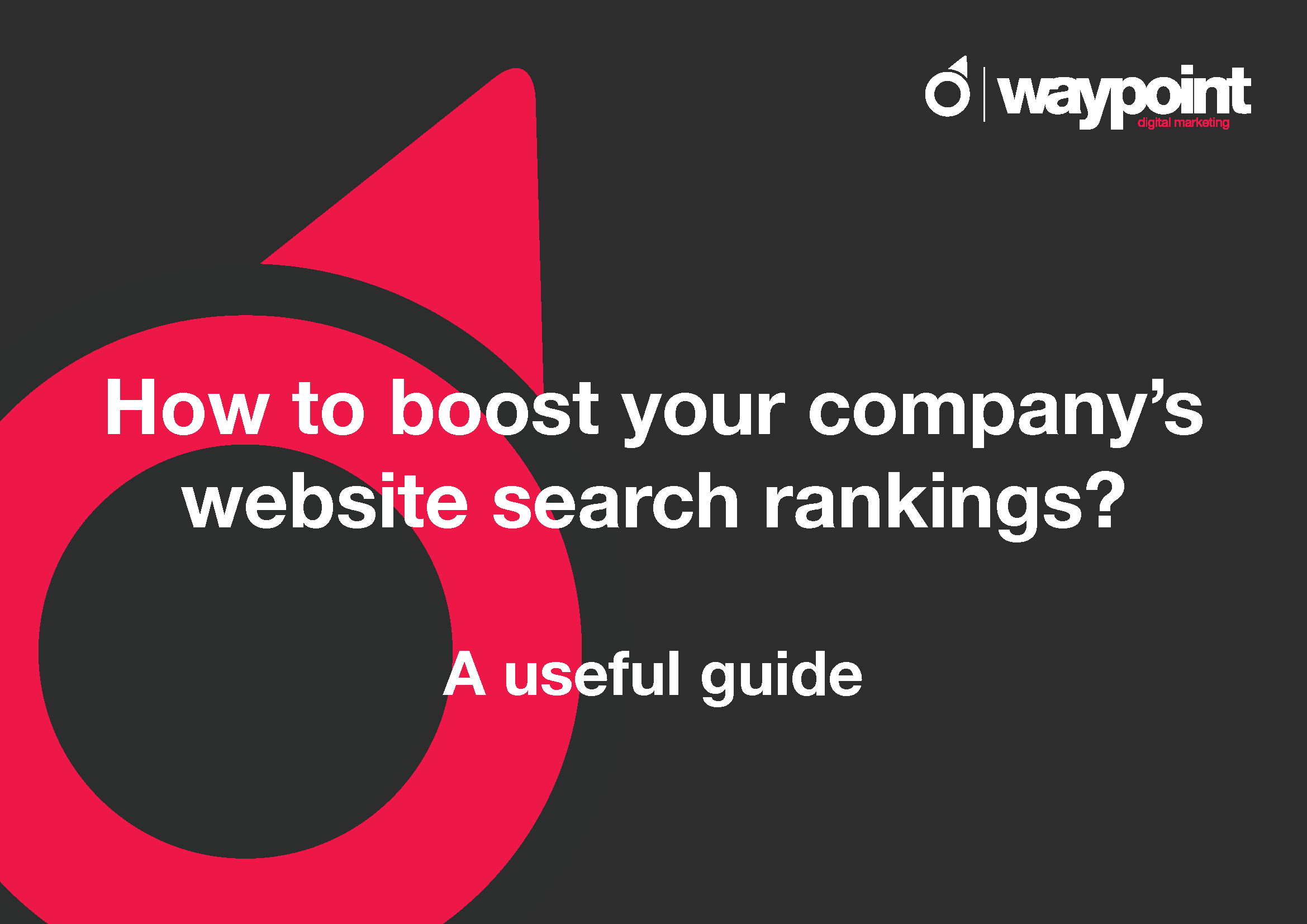 How to boost your company's website search rankings?