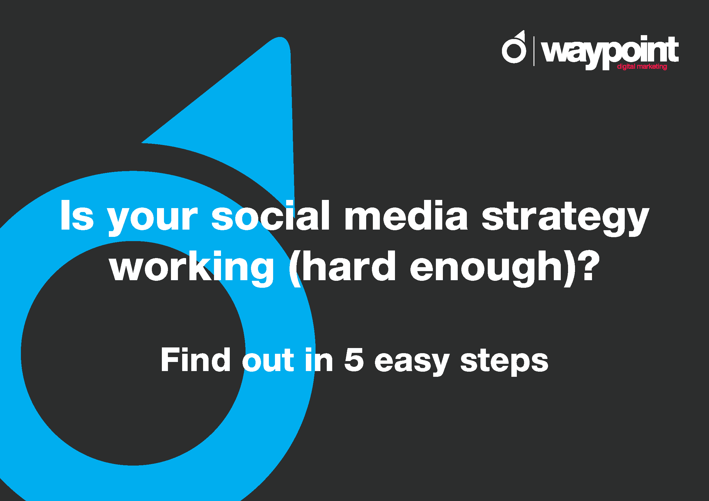 Is your social media strategy working hard enough