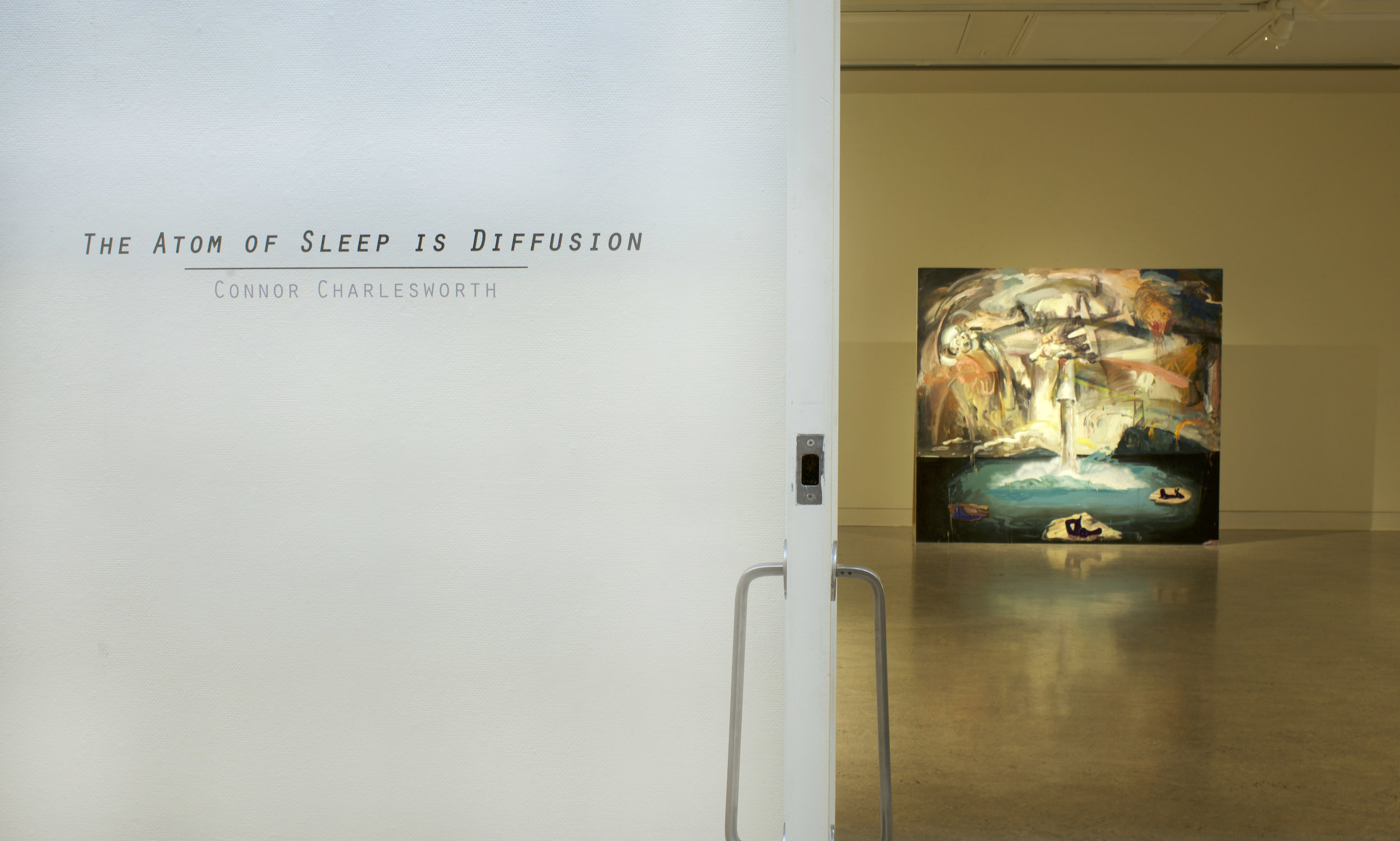 Installation Image: Audain Gallery, University of Victoria, 2018