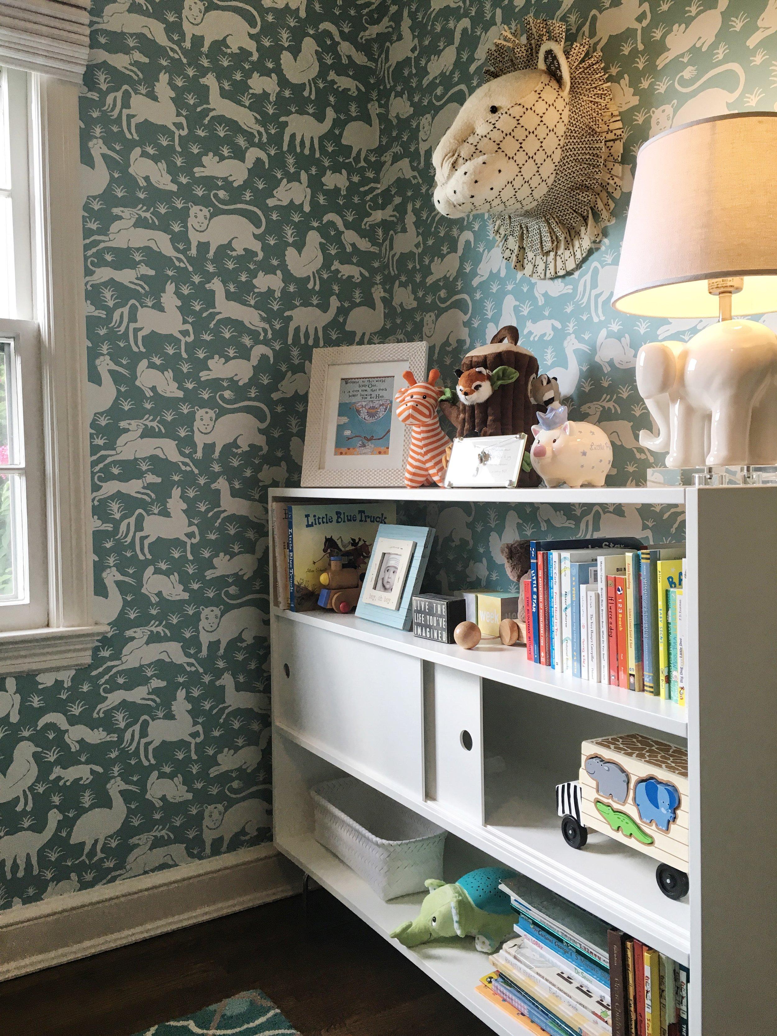 Spot on Square Alto Bookcase
