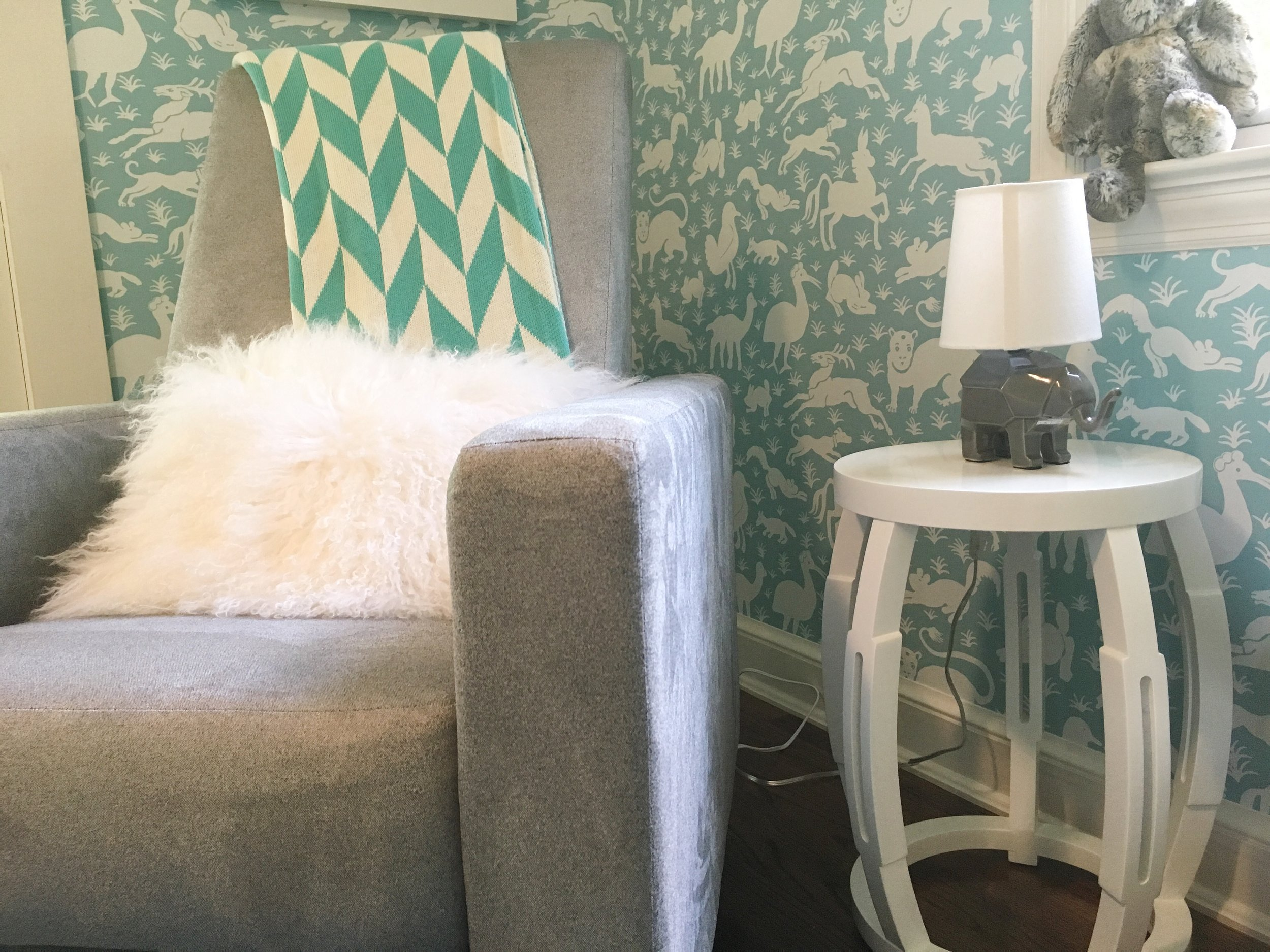 Bungalow 5 Taboret Side Table