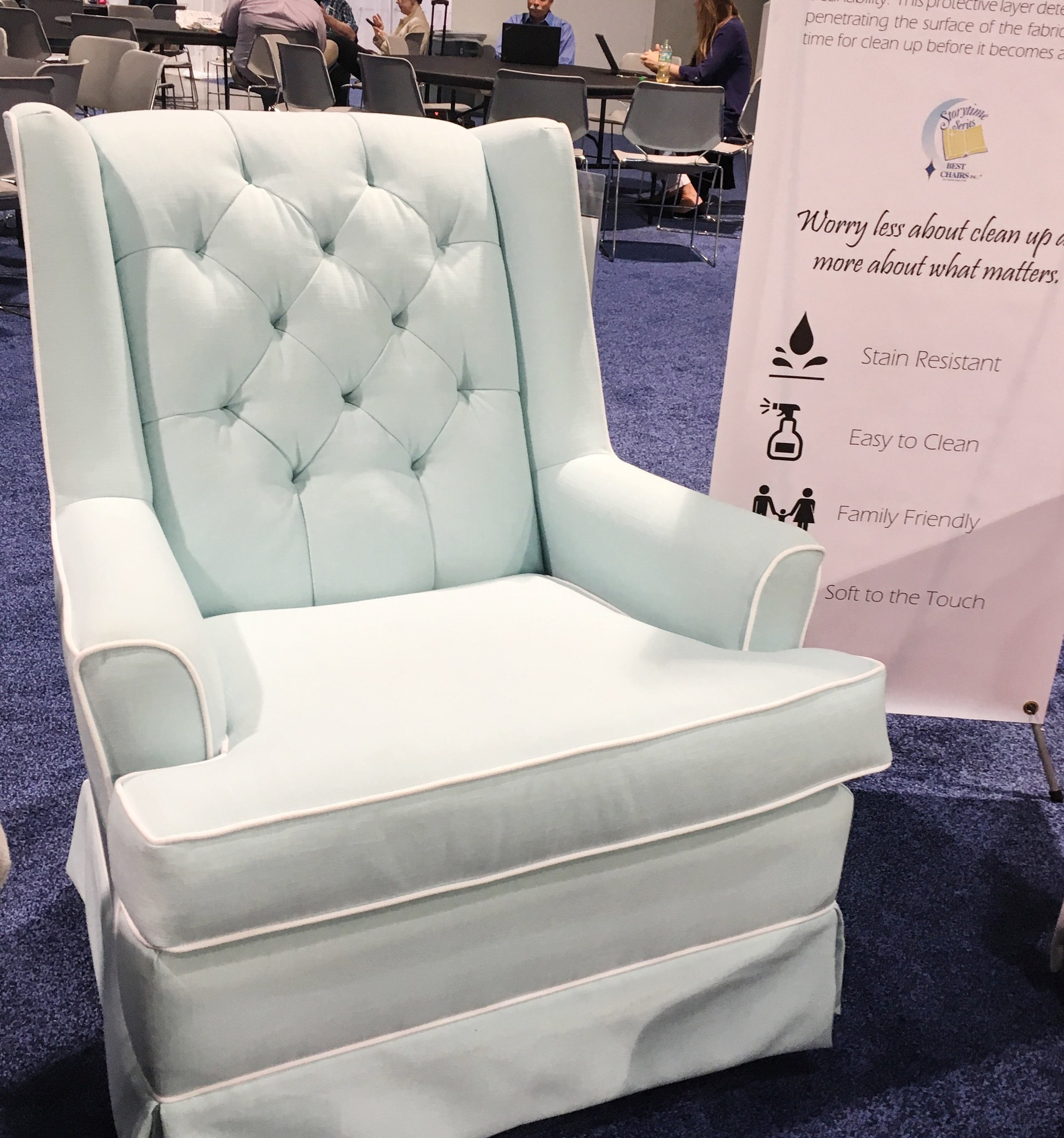 Best Chairs: Nikole Tufted