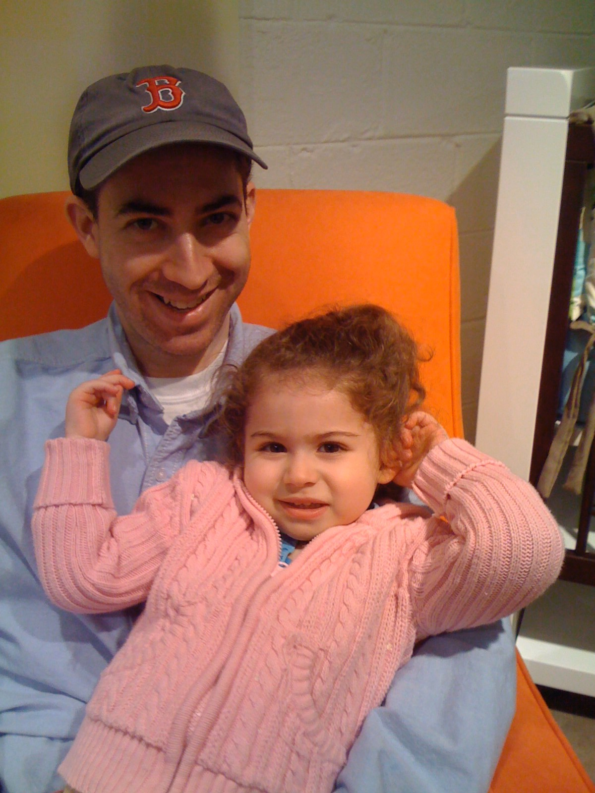 Freya's Son & Granddaughter