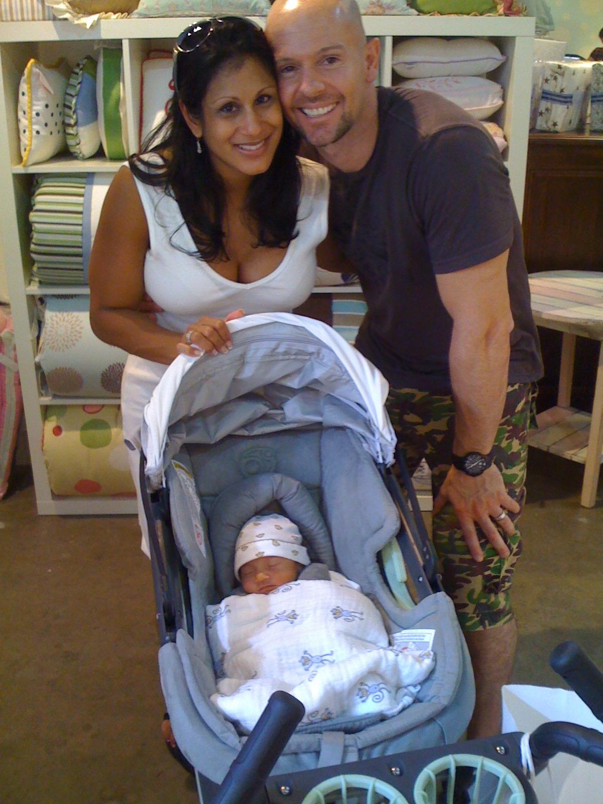 Alana, Graham & Roxie