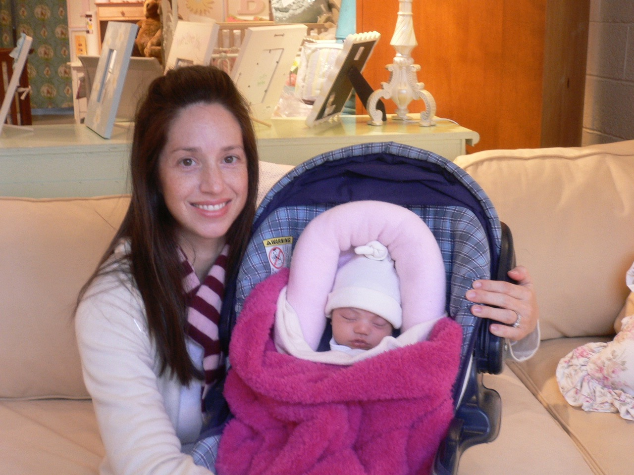 Martine & Baby