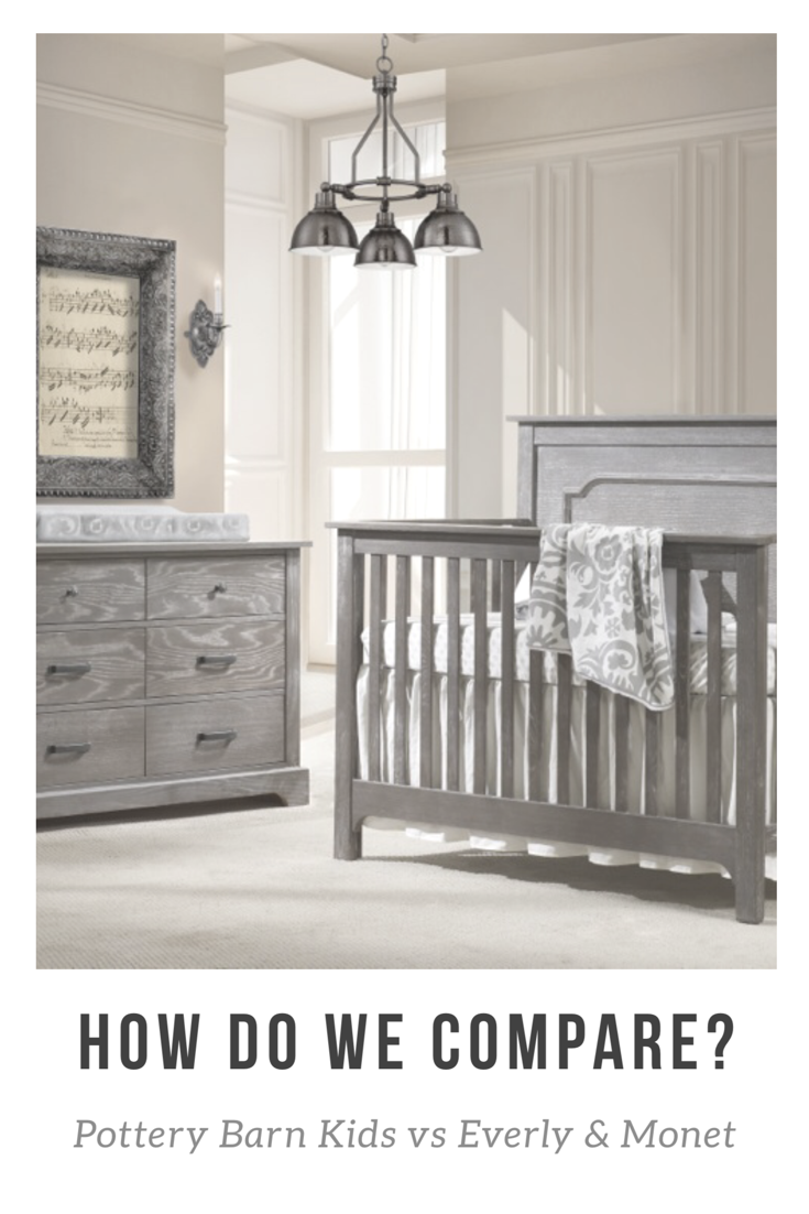 Natart & Nest nursery furniture