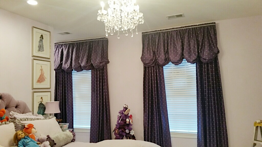 Balloon Valances & Panels