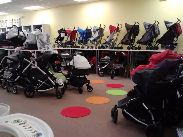 Baby Blossoms Strollers