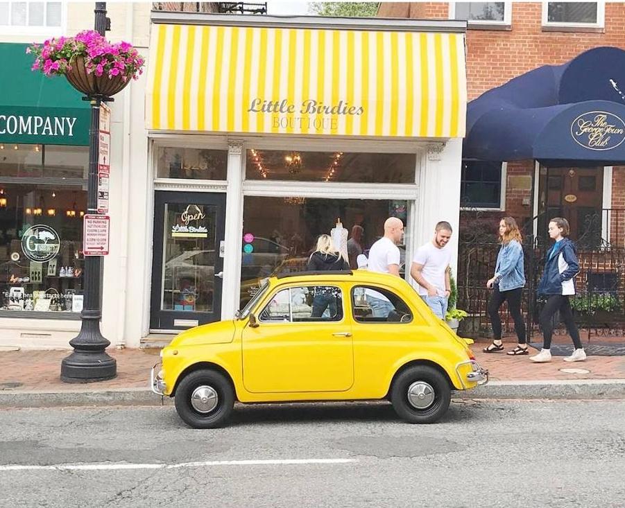 Little Birdie Georgetown DC