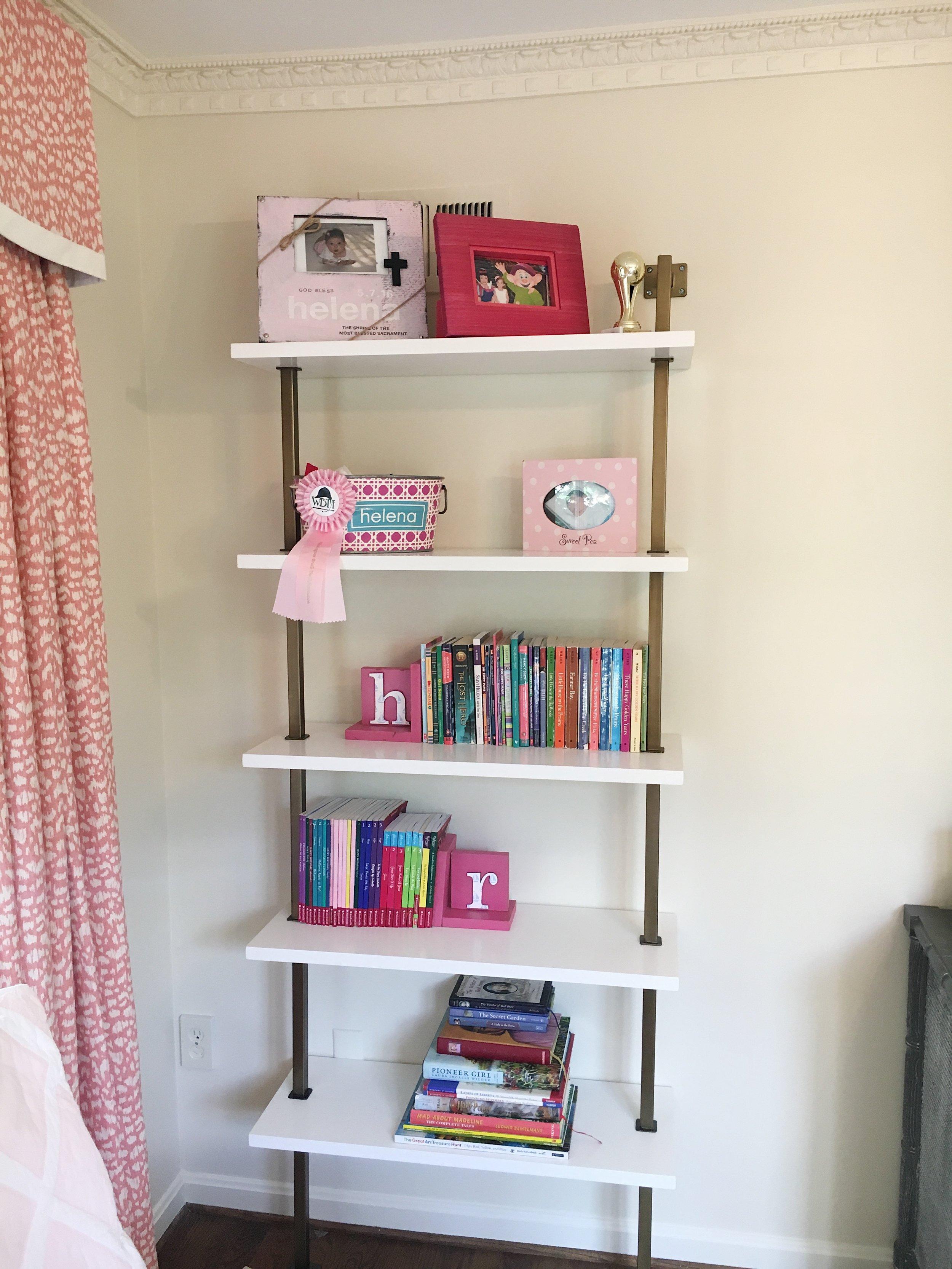 RH Teen Avalon Shelf