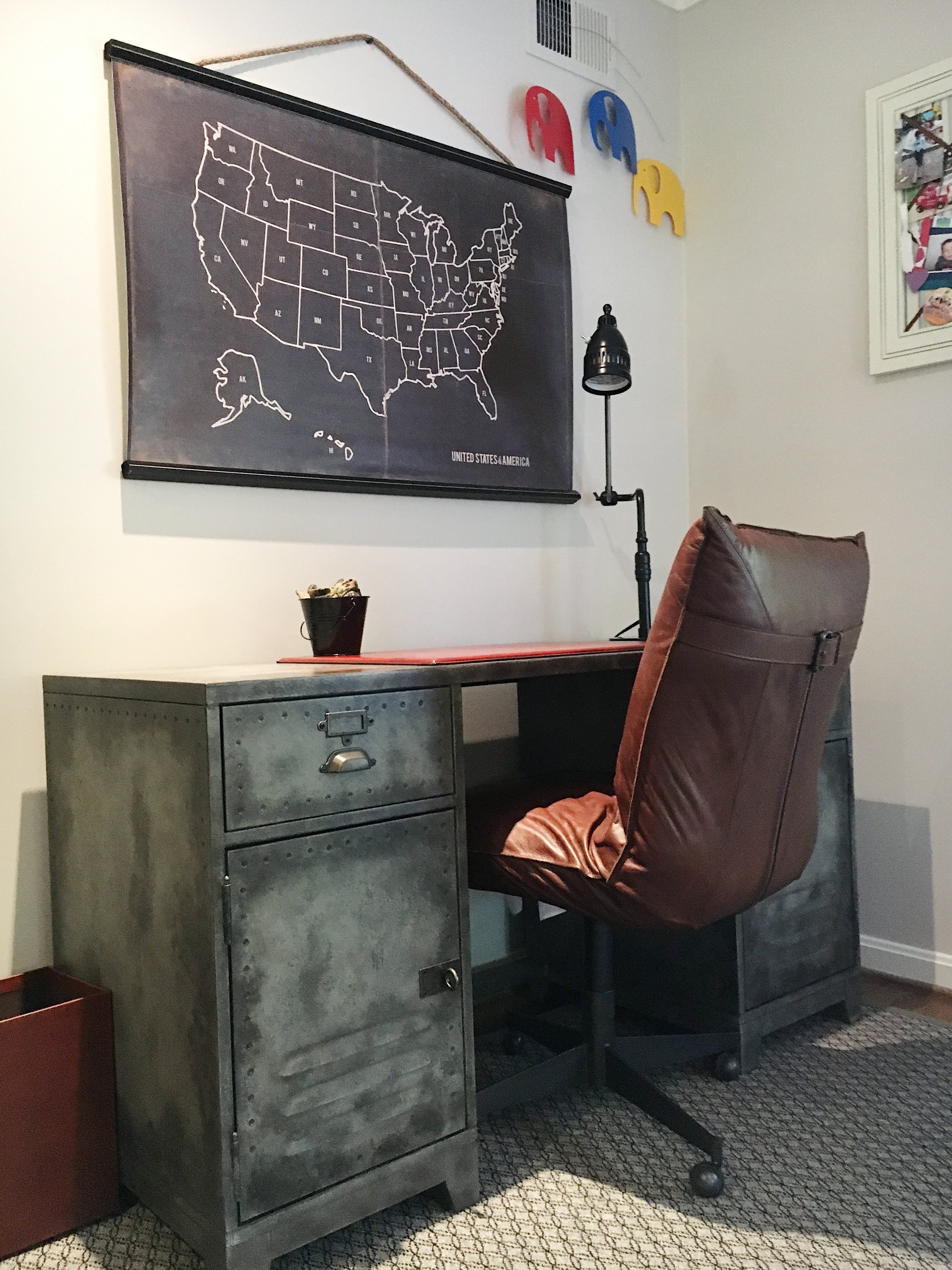 RHTeen Kemp & Platt Chair