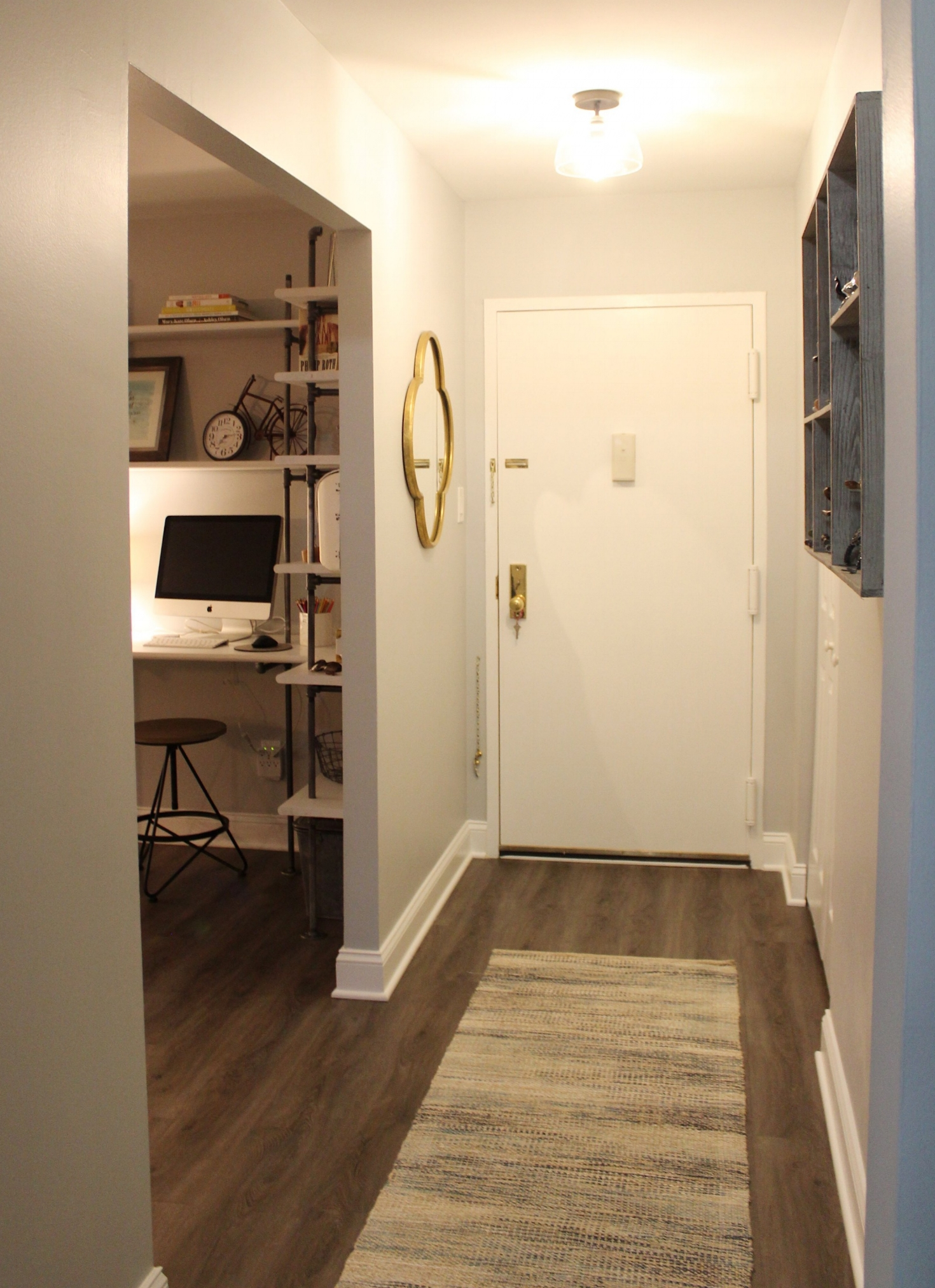 After: Hall
