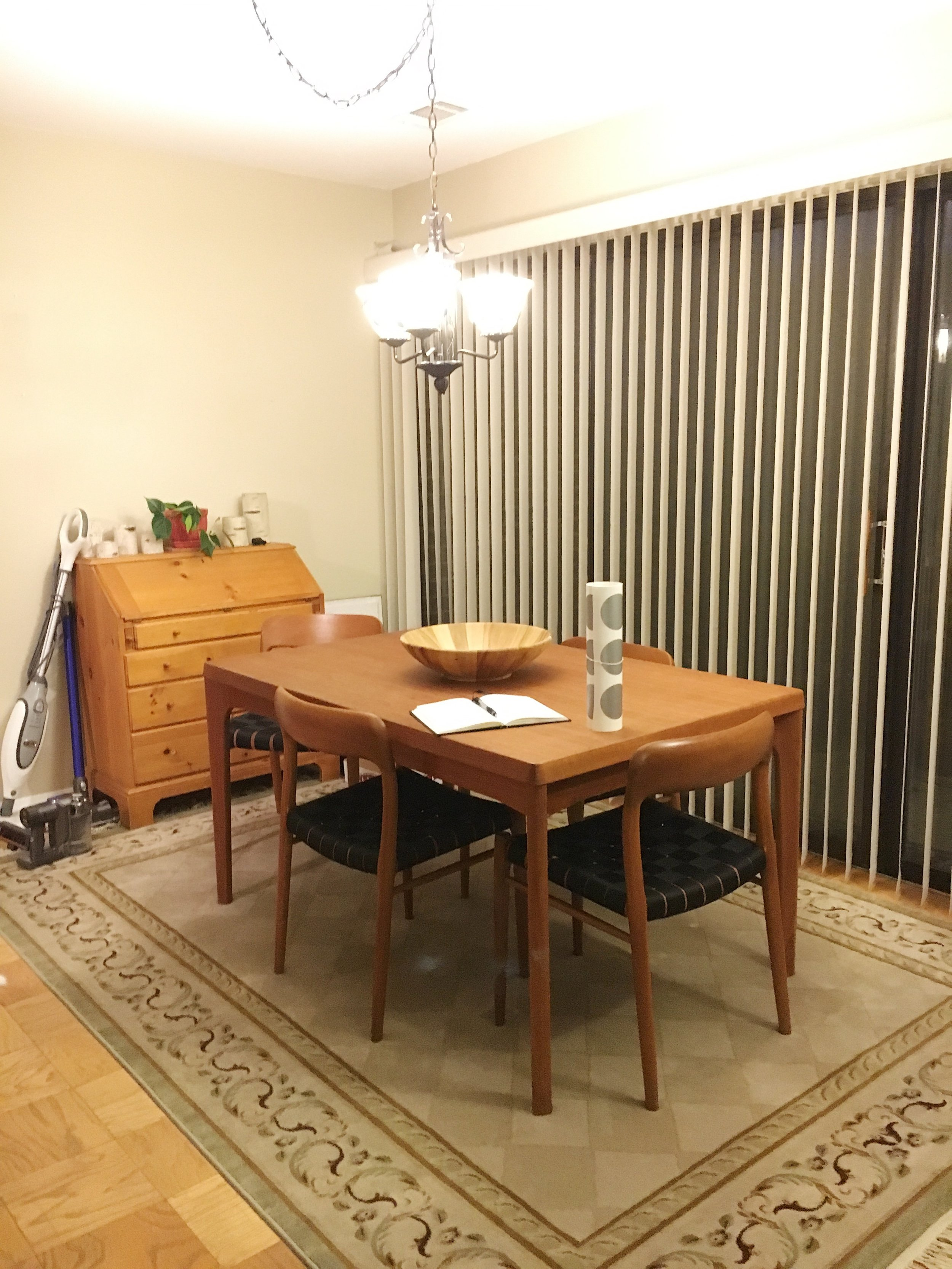 Before: Dining Room