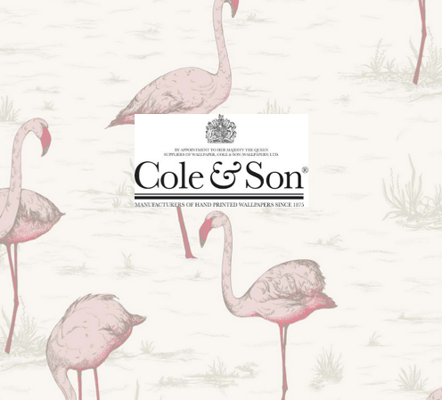 Best Wallpaper, cole & sons-Everly & Monet