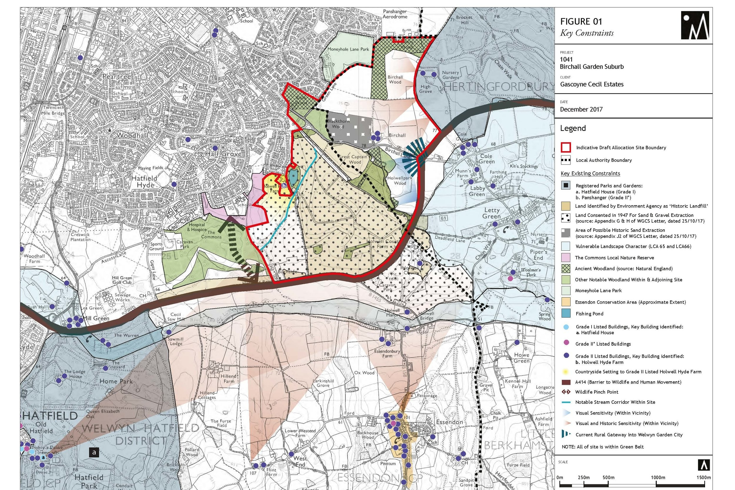 Local Plan Assessments - Many sites that are being promoted through the local plan process, particularly for residential development, are greenfield sites with landscape issues. A well-focused landscape assessment helps to identify how a site can be most appropriately developed and is essential to inform a successful indicative masterplan.Where landscape or Green Belt studies have been undertaken by a Local Planning Authority it is important that these are carefully analysed as the methodologies are widely varying.Learn more in Projects