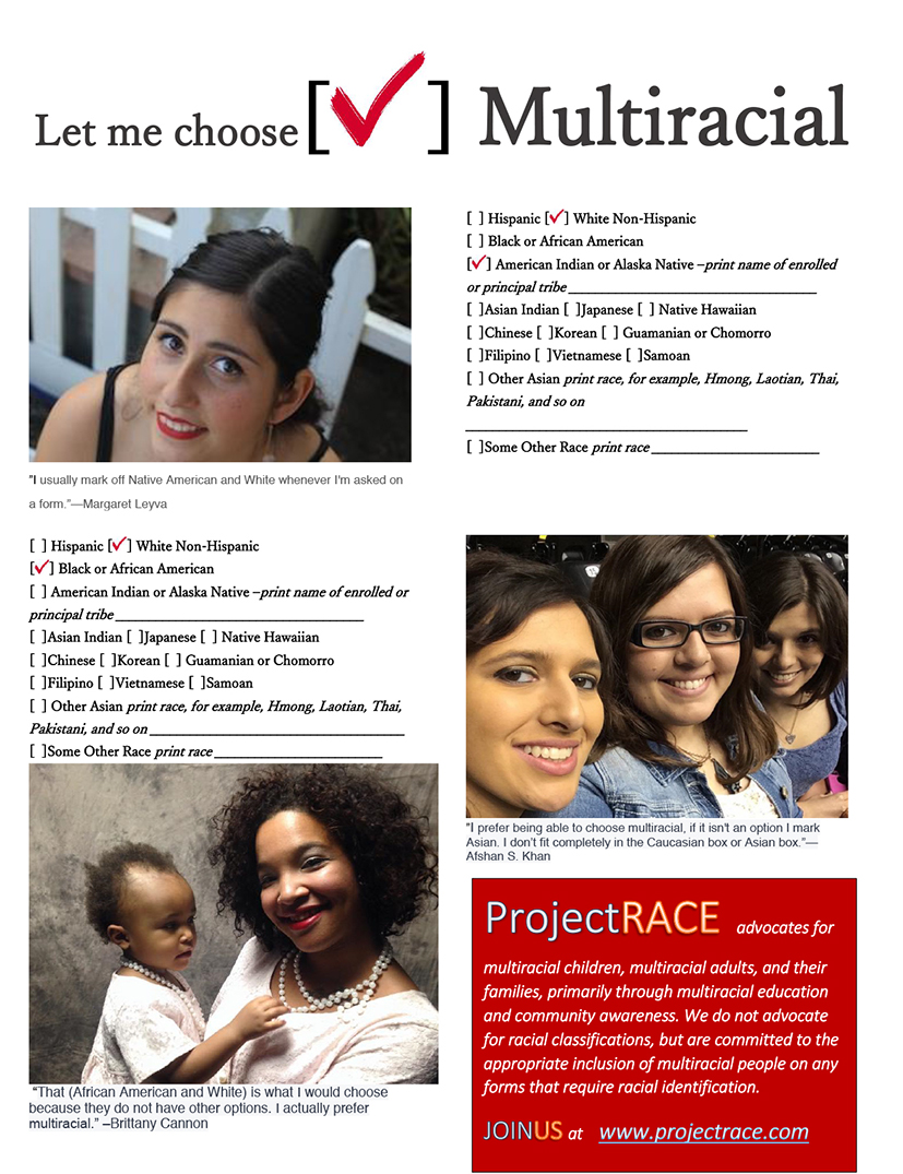 SUPPORTING MULTIRACIAL HERITAGE WEEK 2016