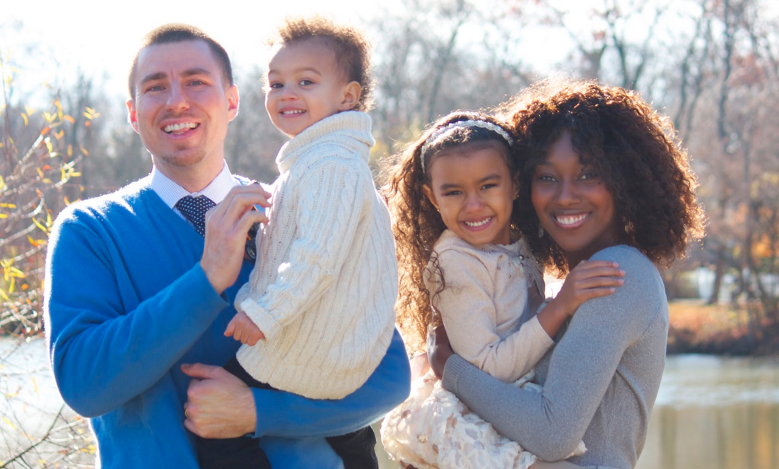 FEATURED MULTIRACIAL FAMILY: MEET THE GOODEN FAMILY via Swirl Nation Blog