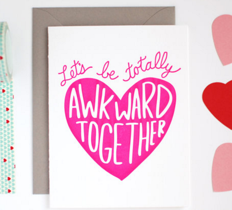 FUNNY VALENTINE CARDS via Swirl Nation Blog