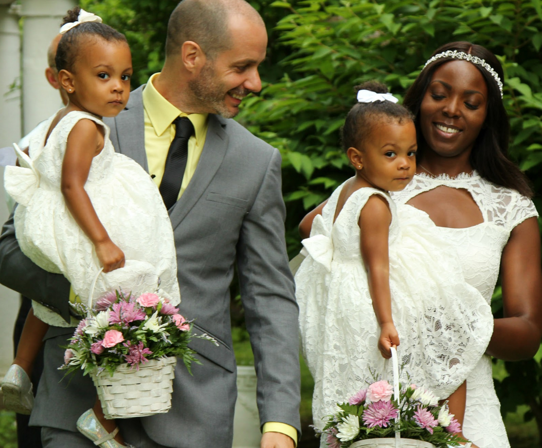 FEATURED MULTIRACIAL FAMILY MEET THE MCCLURE FAMILY via Swirl Nation Blog