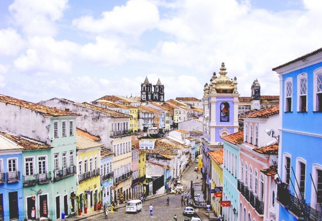 FAVORITE DESTINATION SALVADOR BRAZIL via Swirl Nation Blog