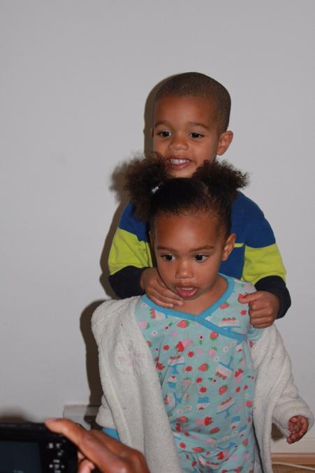 FEATURED MULTIRACIAL FAMILY MEET THE KISSIEDU-GREEN FAMILY via Swirl Nation Blog