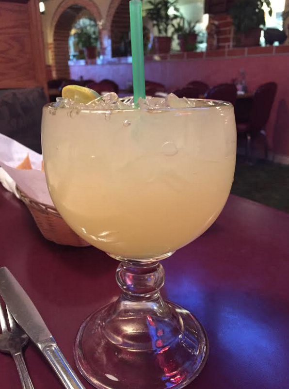 One of my recent margarita conquests