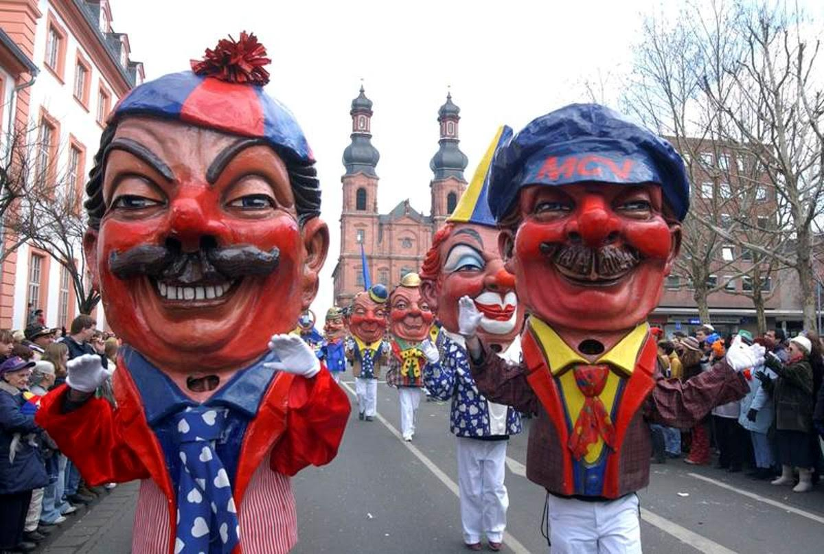 SWIRL FAMILY TRADITIONS FASCHING via Swirl Nation Blog