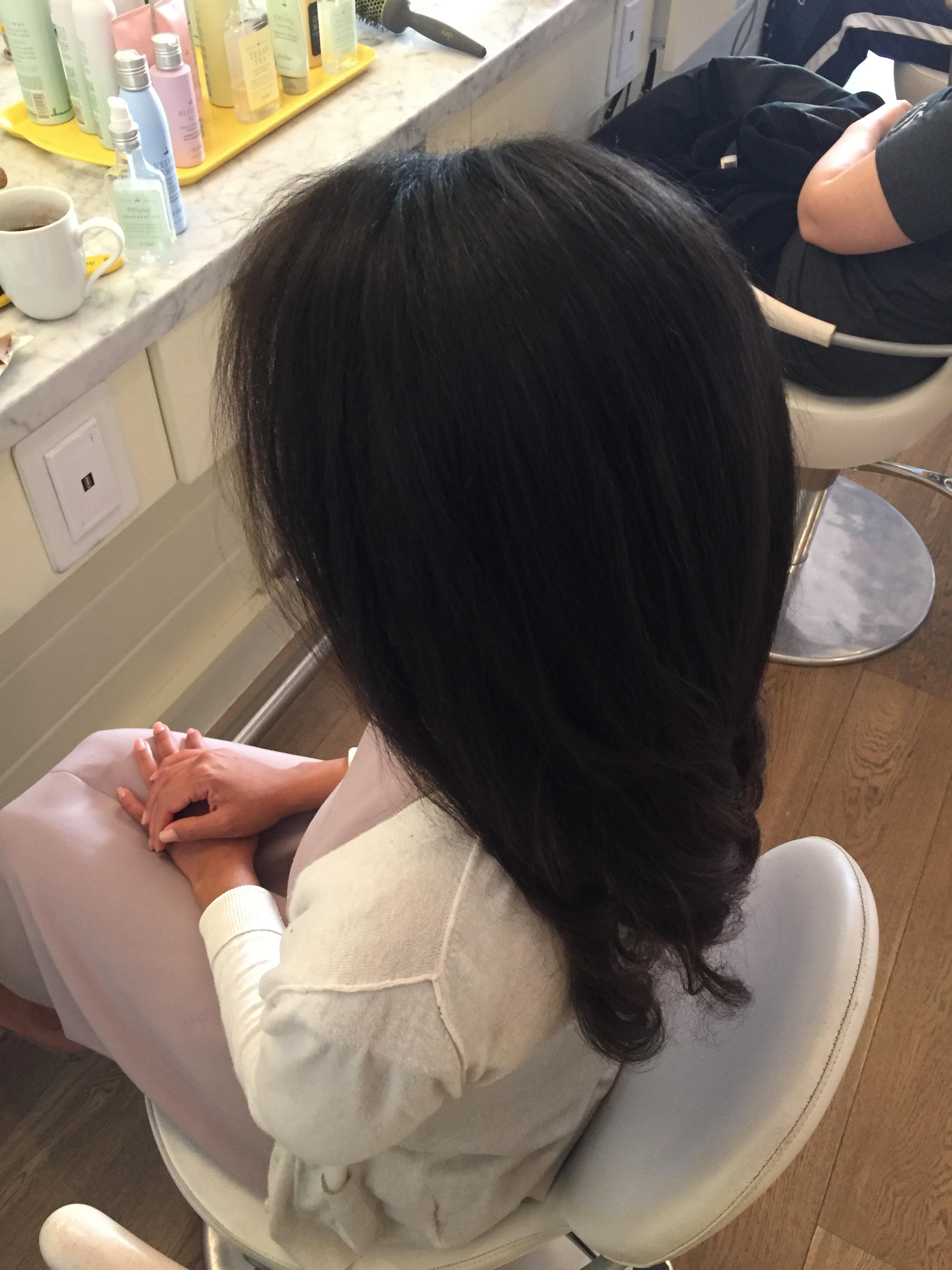 SWIRL HAIR THANK YOU DRY BAR via Swirl Nation Blog