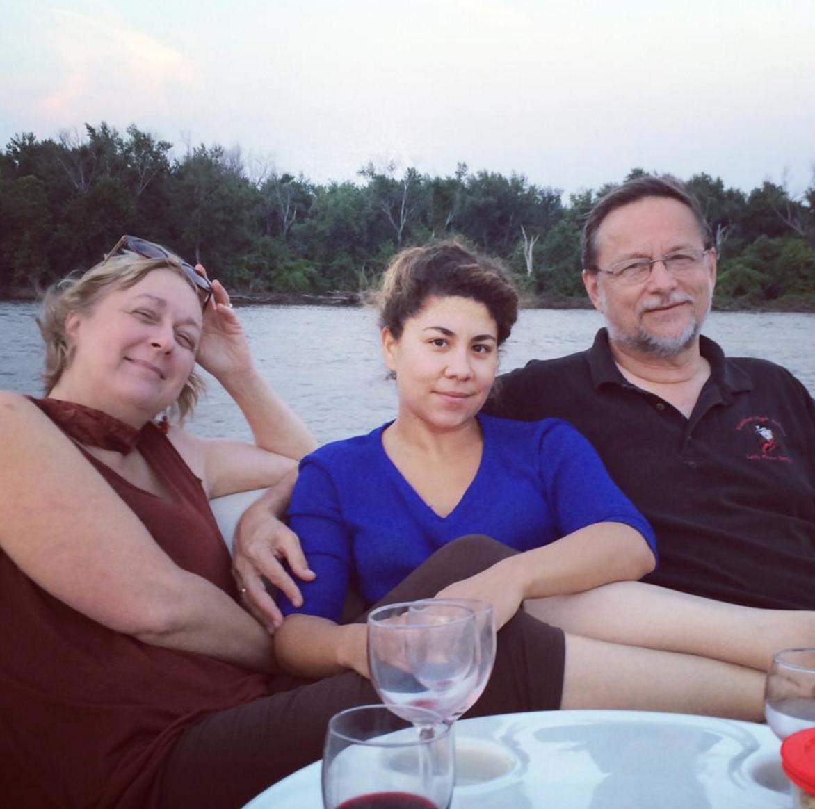 FEATURED MULTIRACIAL INDIVIDUAL: MEET SANTANA DEMPSEY via Swirl Nation Blog