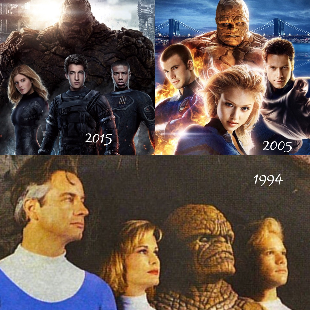 THE ELEPHANT IN THE ROOM... A MIXED RACE FAMILY IN 2015'S FANTASTIC FOUR via Swirl Nation Blog