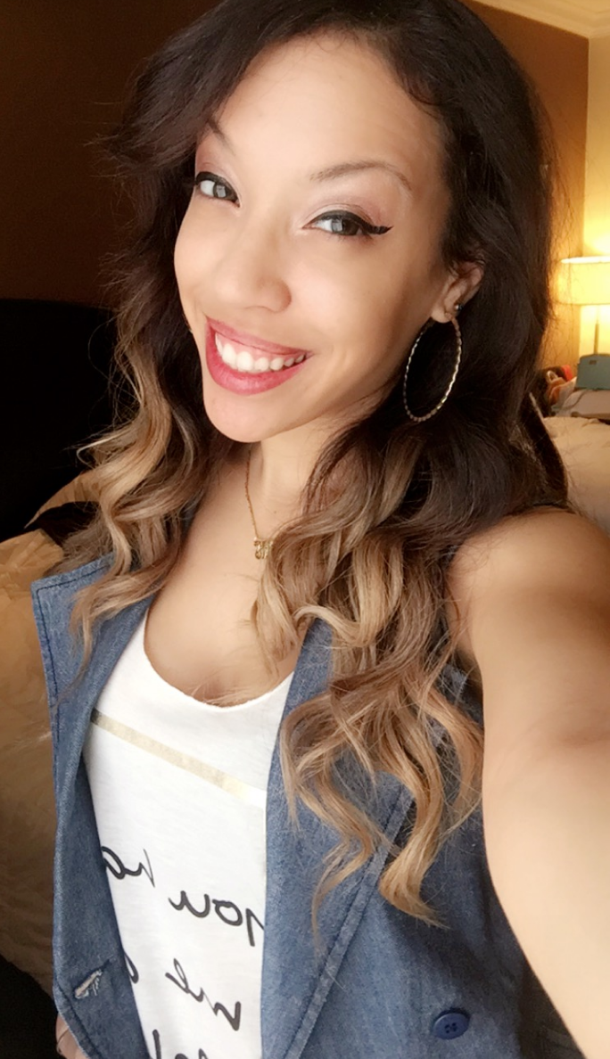 FEATURED MULTIRACIAL INDIVIDUAL: MEET IVETTE GARZON via Swirl Nation Blog