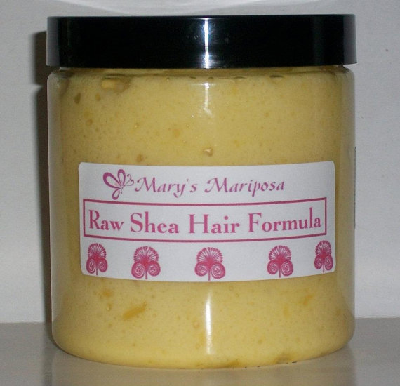 RAW BEAUTY MARY'S MARIPOSA via Swirl Nation Blog