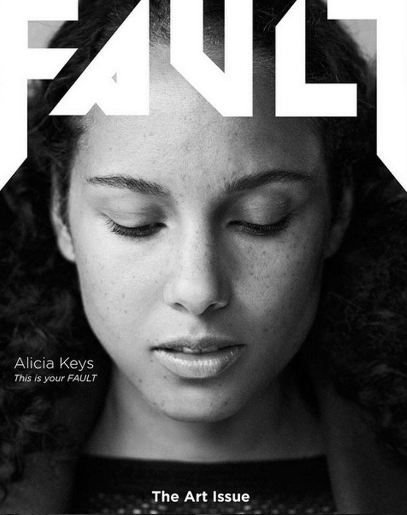 ALICIA KEYS AND HER #NOMAKEUP MOVEMENT via Swirl Nation Blog